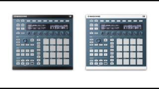 MASCHINE MK2 Custom Kit Steel Blue